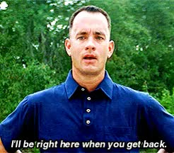 Watch i'll be back GIF on Gfycat. Discover more Tom Hanks GIFs on Gfycat