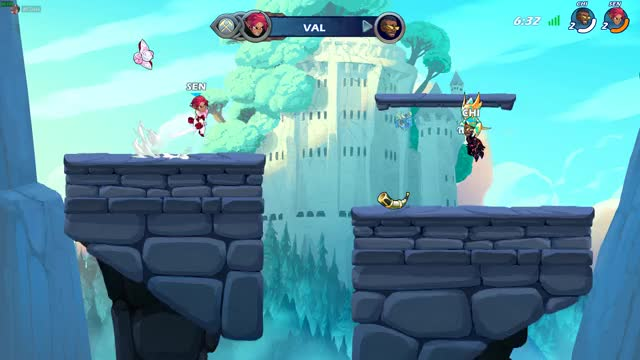 Watch and share Brawlhalla GIFs and Memes GIFs by [GG] Childish on Gfycat
