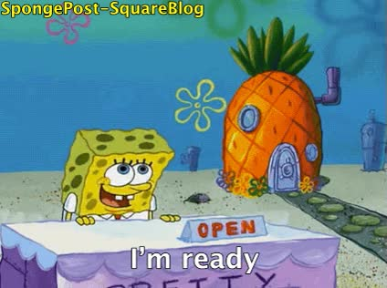Watch and share Spongebob Im GIFs on Gfycat