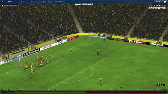 Watch Now that's the stuff of dreams (reddit) GIF on Gfycat. Discover more footballmanagergames GIFs on Gfycat