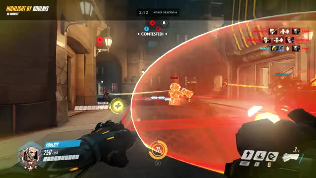Watch and share Highlight GIFs and Overwatch GIFs by koulnis on Gfycat