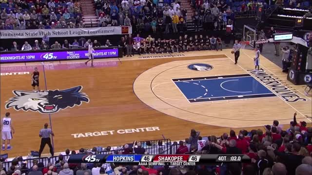 Watch and share Buzzer Beater GIFs and Amir Coffey GIFs on Gfycat