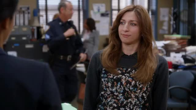 Watch and share Chelsea Peretti GIFs and Brooklyn 99 GIFs by thefakegm on Gfycat