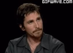 Watch christian bale kermit GIF on Gfycat. Discover more related GIFs on Gfycat