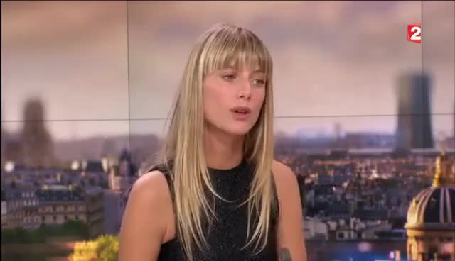 Watch and share Melanie Laurent GIFs and Celebrities GIFs on Gfycat