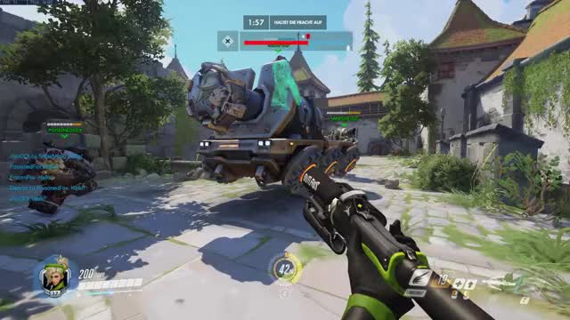 Watch and share Overwatch GIFs by Jojo on Gfycat