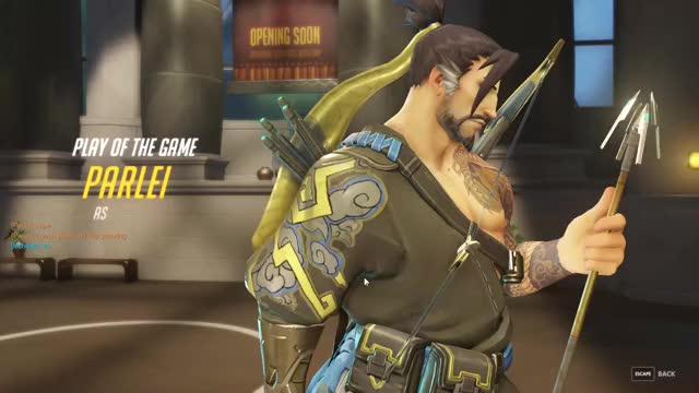 Watch hax GIF on Gfycat. Discover more hanzo, overwatch GIFs on Gfycat