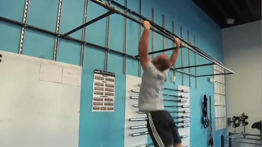 crossfit (business operation), fail, pull-up, CrossFit