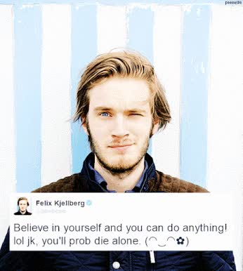 Watch Pewds GIF on Gfycat. Discover more pewdiepie GIFs on Gfycat