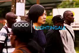 Watch Goodnight, Black People GIF on Gfycat. Discover more A women of action and solution, All I wanted to do was make a cute post about women as birds, Amanita, Angelica Turing, Daniela Velasquez, I have to apologize, I made this rejoice, Kala Dandekar, Nomi Marks, Riley Blue, Sense8, Shiro, Sun Bak, This gifset is a lot heavier then what I wanted, and how most of these women are like birds, and how they move forward with their decisions, and how you really do have to be the bird and the key, but some how it turned into the choices these women make, gifs, no matter how devastating the outcome may be, sense8edit, sense8gifs, taking a leap of faith into the unknown GIFs on Gfycat