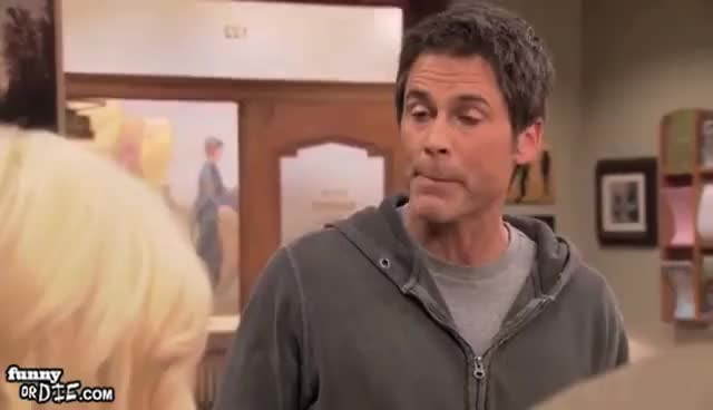 Watch this rob lowe GIF on Gfycat. Discover more parks and recreation, rob lowe GIFs on Gfycat