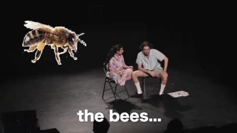 Watch and share Bees GIFs and Bee GIFs by Claire Hanna on Gfycat