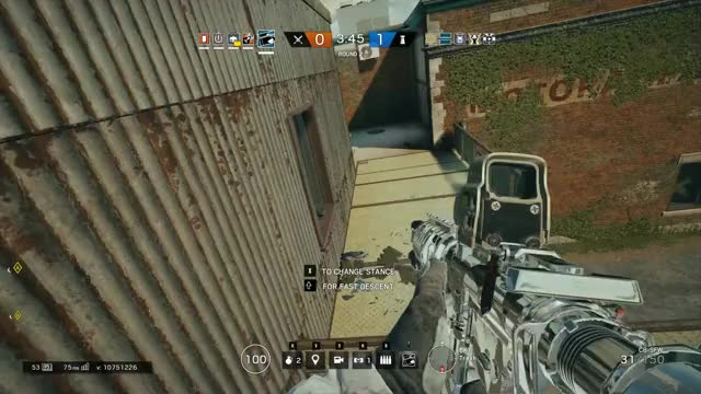 Rainbow Six Siege | Dealing with valkyrie camera