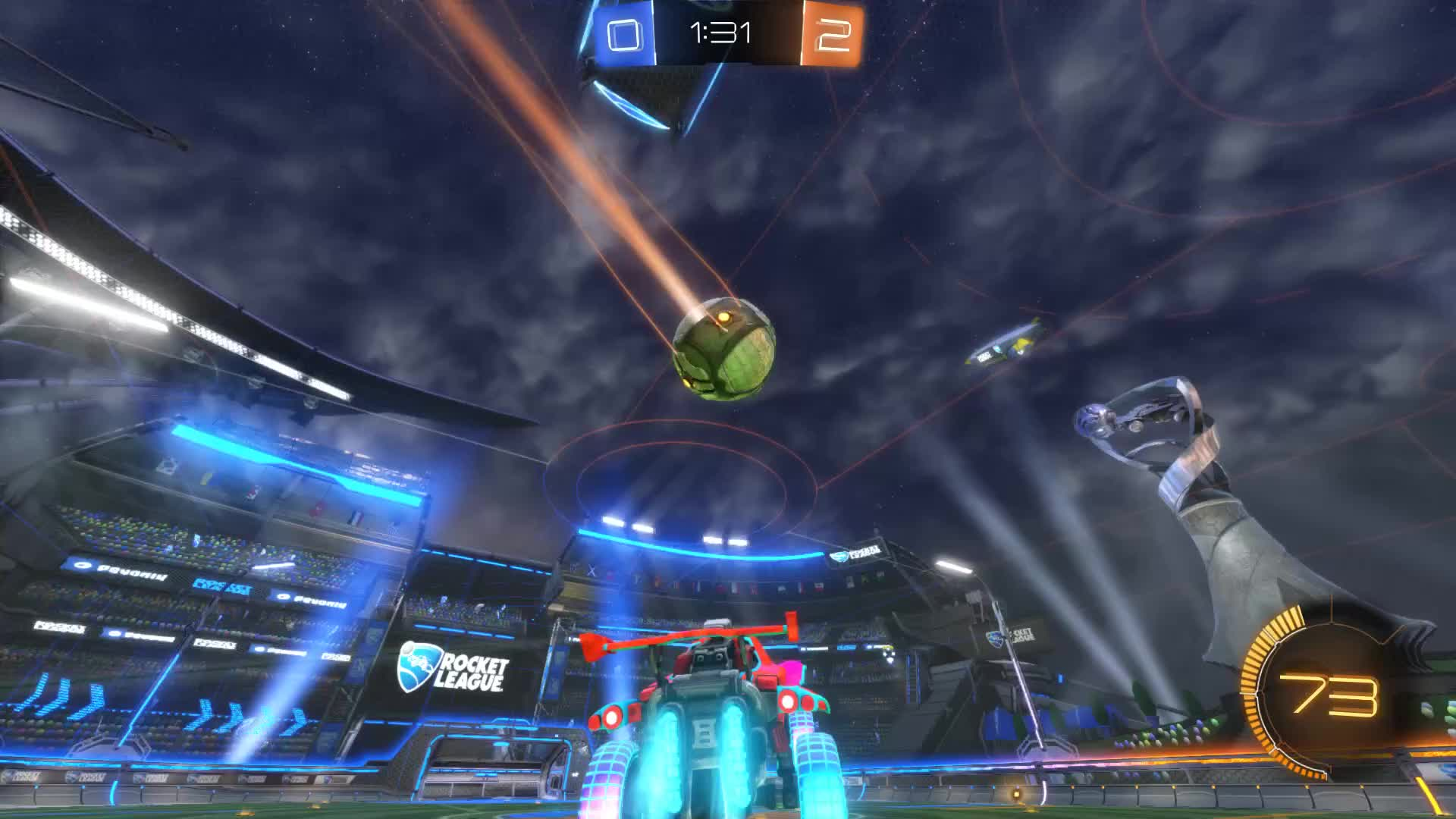 Assist, Gif Your Game, GifYourGame, Rocket League, RocketLeague, Traceur YT, Assist 3: Traceur YT GIFs