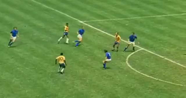 Watch Pelé a Carlos Alberto, México '70 GIF on Gfycat. Discover more related GIFs on Gfycat