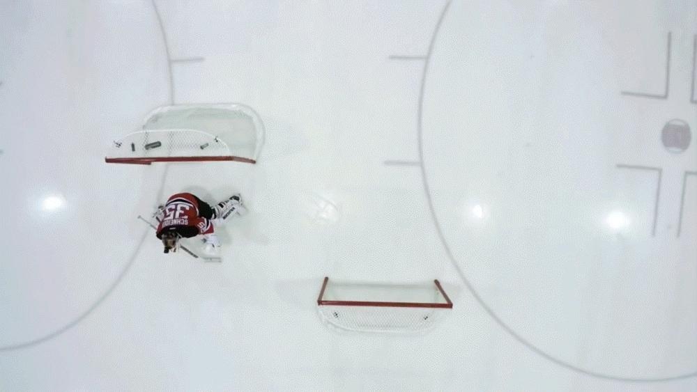 hockeygoalies, nhl, Corey Schneider Does Work GIFs
