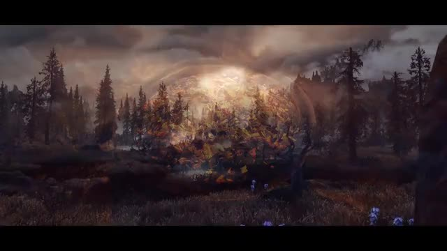 Watch Realistic Fantasy! Skyrim Mods - Caffeine ENB GIF on Gfycat. Discover more PC, PS4, Xbox, awesome, beautiful, bethesda, enb, eso, mods, rpg, skyrim, stunning GIFs on Gfycat