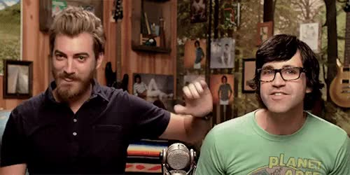 Watch kink neal GIF on Gfycat. Discover more 301, Link Neal, Rhett Mclaughlin, gif, gmm, good mythical morning, lmao i messed up oh well, rhett and link, ~ GIFs on Gfycat