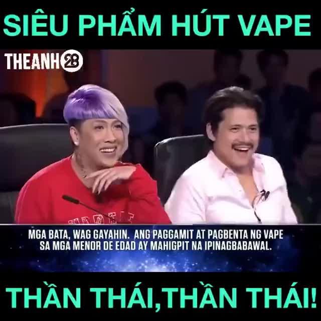 Watch and share Thanh Niên Hút Vape Đi Thi Got Talent Thần Thái Cực Tốt Cực Hài Hước GIFs on Gfycat