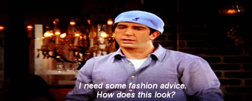 Watch and share Ross Geller GIFs on Gfycat