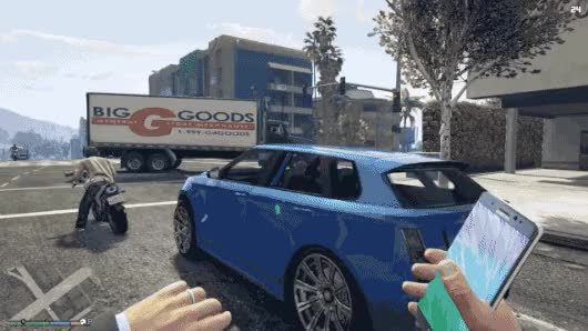 Watch and share SAMSUNG GALAXY NOTE GTA STICKY BOMB GIFs on Gfycat