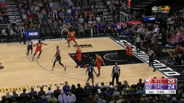 Watch Giles w pnr GIF by @prejuce on Gfycat. Discover more Sacramento Kings, basketball GIFs on Gfycat