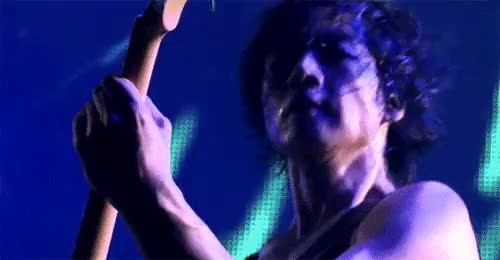 "Watch ""I want nothing at all, but to live"" GIF on Gfycat. Discover more daisuke andou, dir en grey, gif set, kaoru, kyo, shinya, toshiya GIFs on Gfycat"