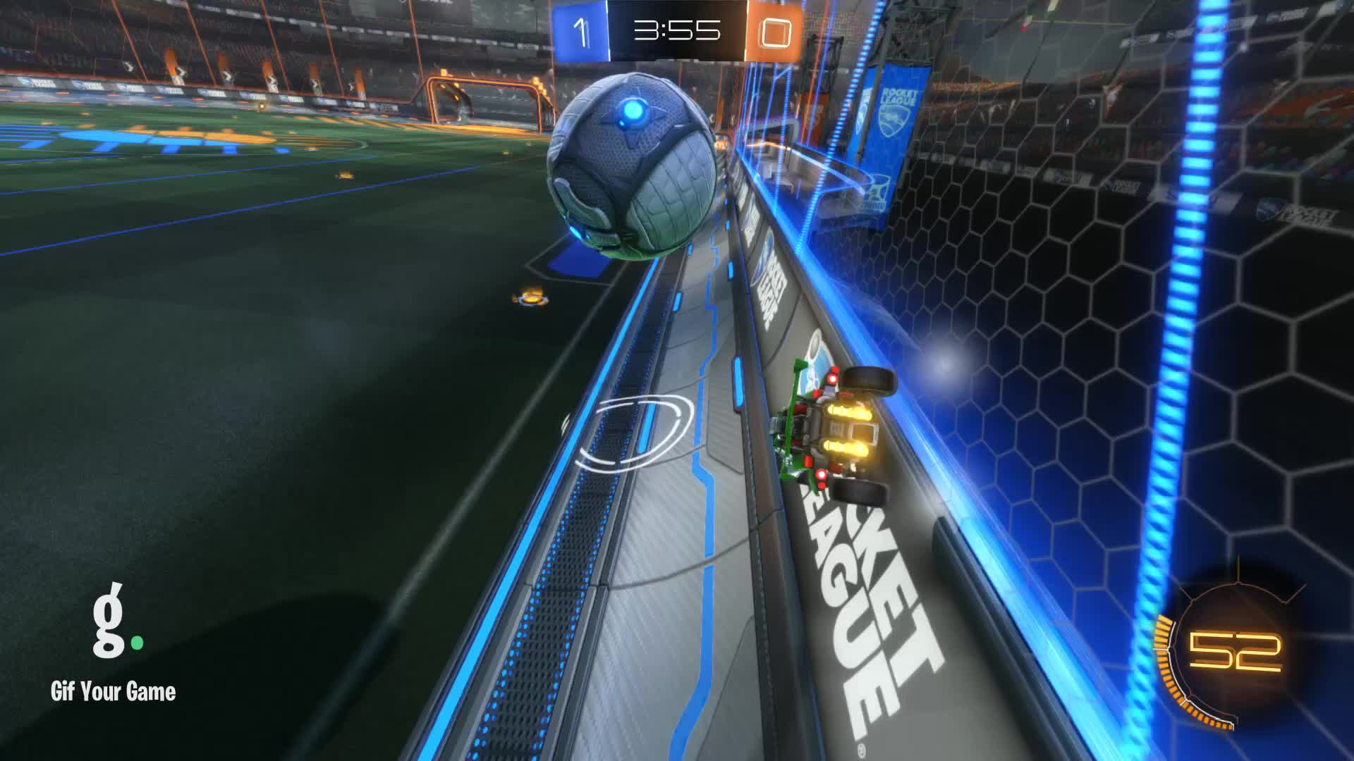 Gif Your Game, GifYourGame, Goal, Rocket League, RocketLeague, iLLixer, Goal 2: iLLixer GIFs