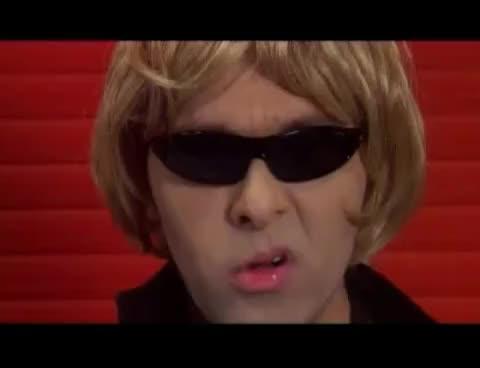 Watch Ultimate botox fail! GIF on Gfycat. Discover more face, funnyepic, gay, kullimursu200, machoman, wookie GIFs on Gfycat