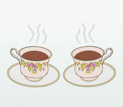 Watch and share Tea GIFs by Reactions on Gfycat