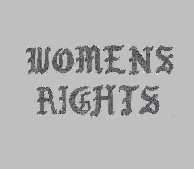 Watch and share Human Rights Day GIFs and Womens Rights GIFs by Reactions on Gfycat