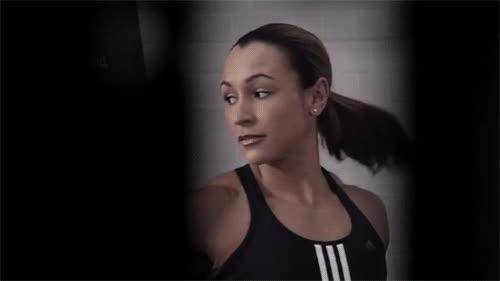 Re: Jessica Ennis, heptathlon. GIFs