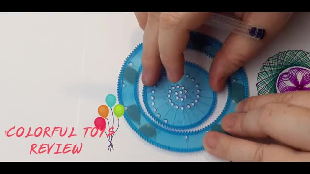 Watch Spirograph designs blue 2 GIF by @karinwq on Gfycat. Discover more Colorful Toys Review, People & Blogs, anxiety relief, blue, calm, colors, examples, how to, kids videos, peace, relax, soothing, spirograph, spirograph designs, stress relief, toddlers videos, tutorial GIFs on Gfycat
