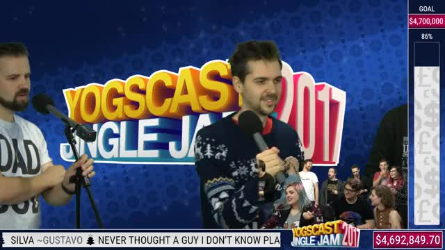 Watch and share Jingle Jam GIFs and Yogscast GIFs on Gfycat