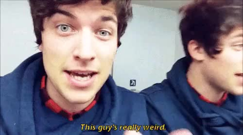Watch and share Hello America GIFs and Pj Liguori GIFs on Gfycat