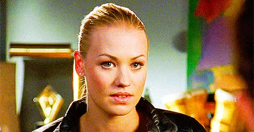 Watch and share Yvonne Strahovski GIFs and Sarah Walker GIFs on Gfycat