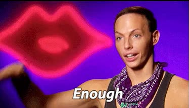 Watch Enough (Alyssa Edwards) GIF on Gfycat. Discover more related GIFs on Gfycat