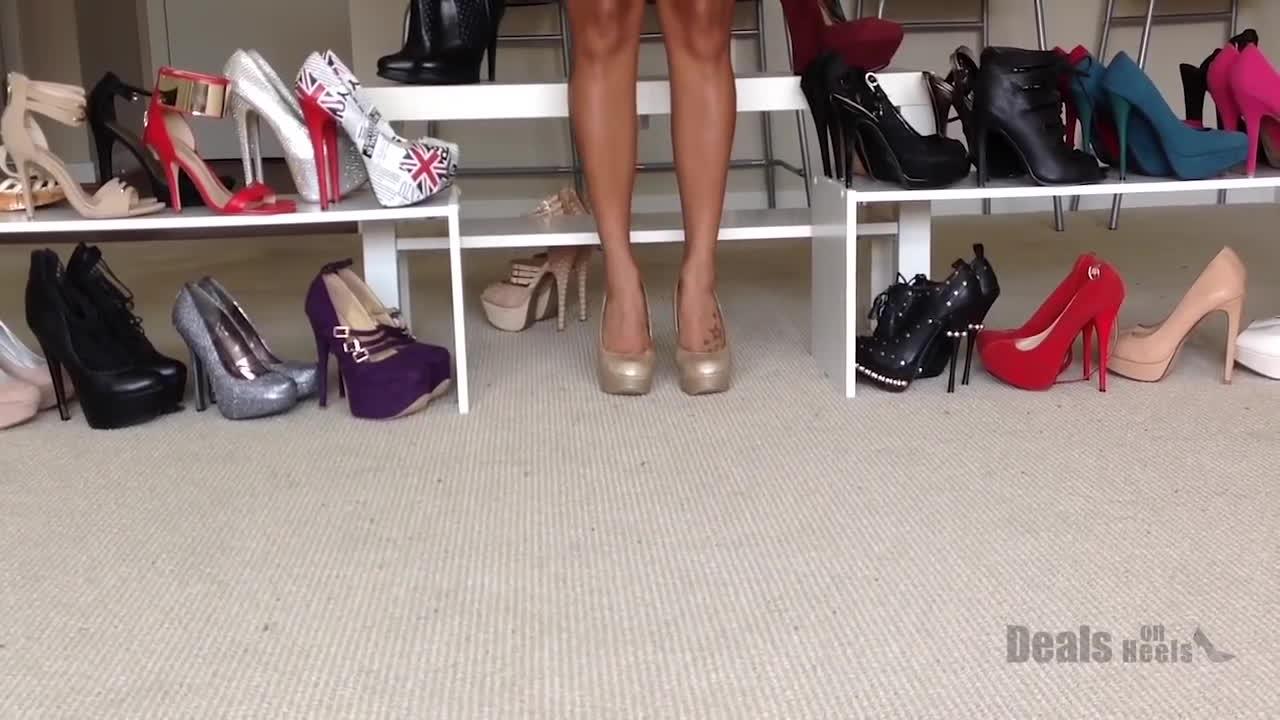 highheels, High Heel Shoe Collection GIFs