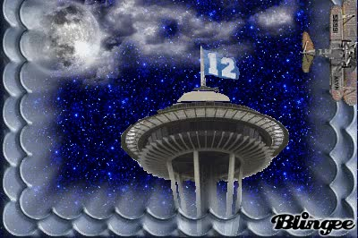 Watch and share 12th Man, Space Needle GIFs on Gfycat