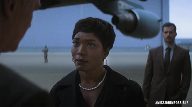Watch and share Mission Impossible GIFs and Angela Bassett GIFs by Mission: Impossible on Gfycat