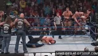 Watch and share TNA Impact Wrestling - Devon Brakedance GIFs on Gfycat