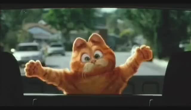 Watch and share Garfield Bande Annonce GIFs on Gfycat