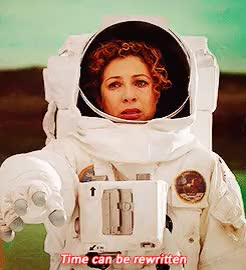 Watch to the moon and back GIF on Gfycat. Discover more Alex Kingston, Matt smith, david tennant, doctor who, feels, forest of the dead, silence in the library, the impossible astronaut, yowzah GIFs on Gfycat
