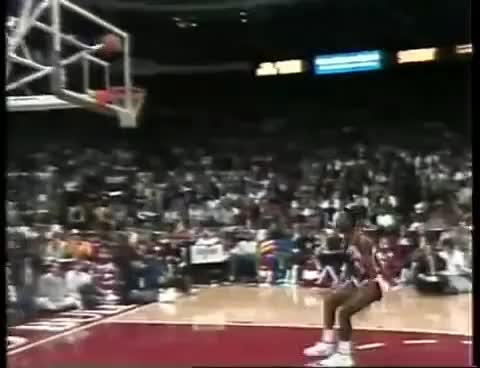 Watch and share Dominique Wilkins GIFs and Dunk GIFs on Gfycat