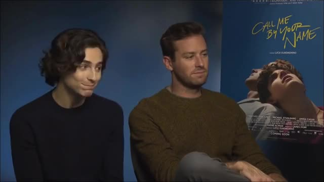 Watch and share Timothee Chalamet GIFs and Armie Hammer GIFs on Gfycat