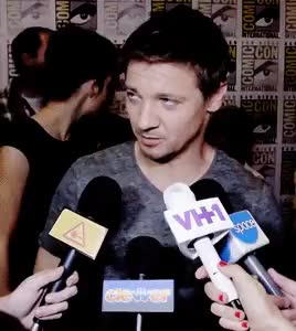 Watch and share Jeremy Renner GIFs and Mcucastedit GIFs on Gfycat