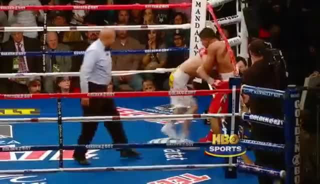 Watch Amir Khan vs. Marcos Rene Maidana: HBO Boxing - Highlights (HBO Boxing) GIF on Gfycat. Discover more related GIFs on Gfycat