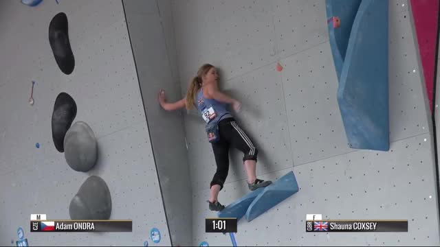 Watch and share Psyched Bouldering GIFs by yaycake on Gfycat
