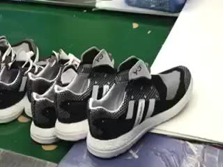 Watch and share PK's Y-3 Pure Boost ZG Knit In Production Line GIFs by MichaelSneakers on Gfycat