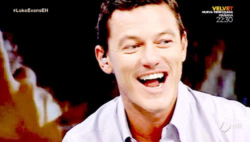 Watch and share Luke Evans GIFs and Vampire GIFs on Gfycat